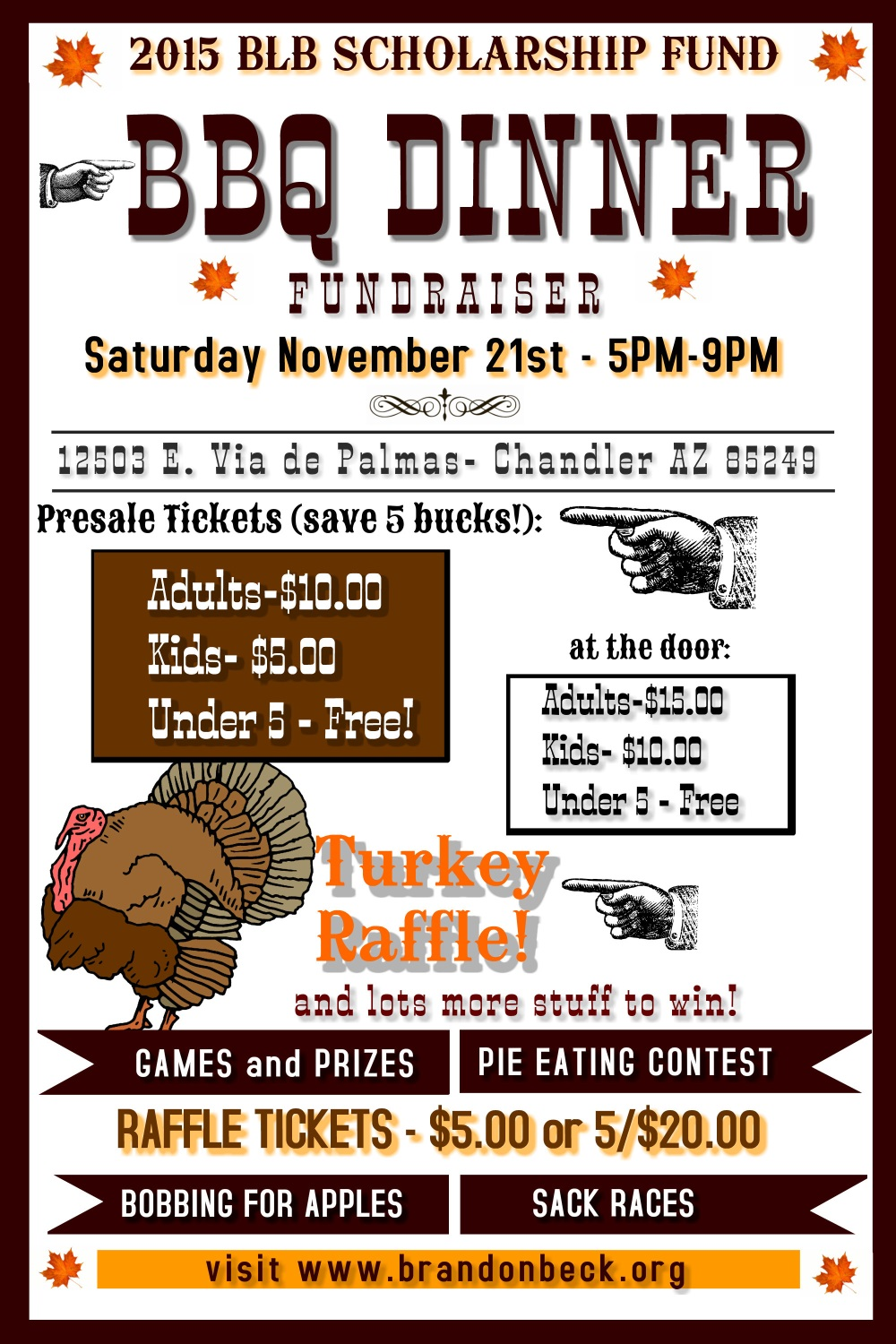 bbq and raffle flyer the blb memorial scholarship fund bbq and raffle flyer